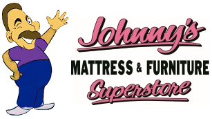 Johnny's Mattress & Furniture Superstore Logo